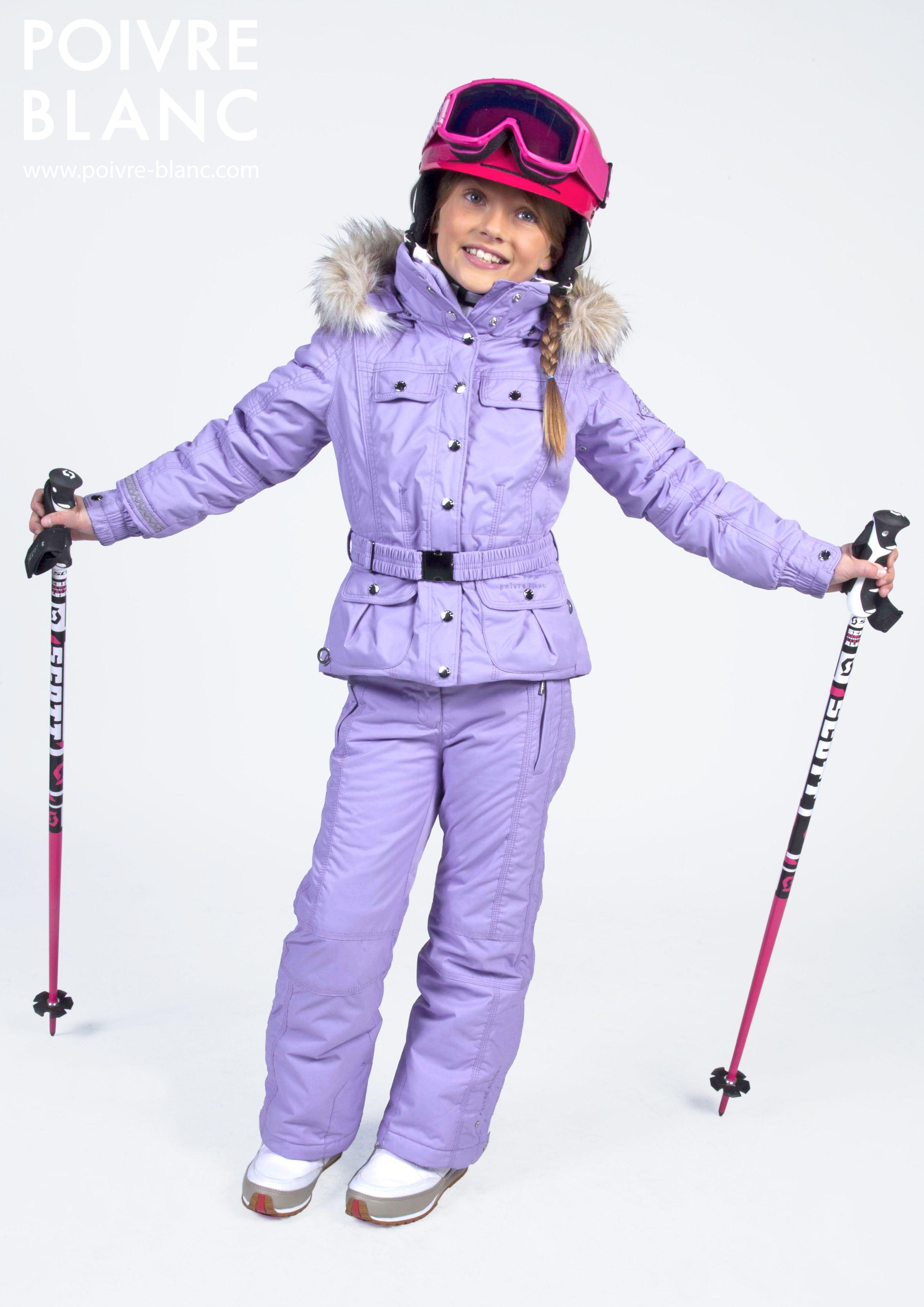 poivre blanc junior girl hiver 2012 13 veste ski junior fille pantalon ski junior fille. Black Bedroom Furniture Sets. Home Design Ideas