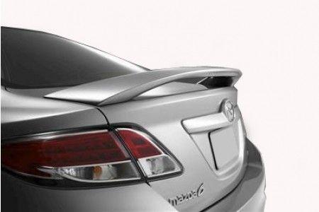 Abs Spoilers Lip Factory Custom Roof Any Color Mazda 6 Mazda Custom