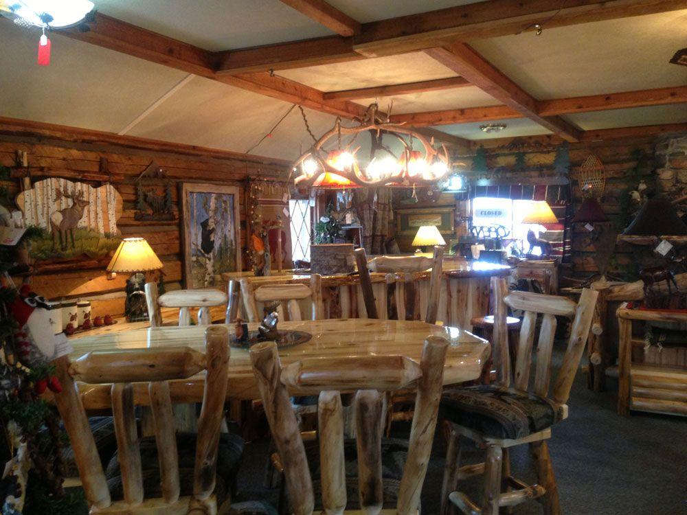 Log Furniture Colorado Williams Aspen Log Furniture In