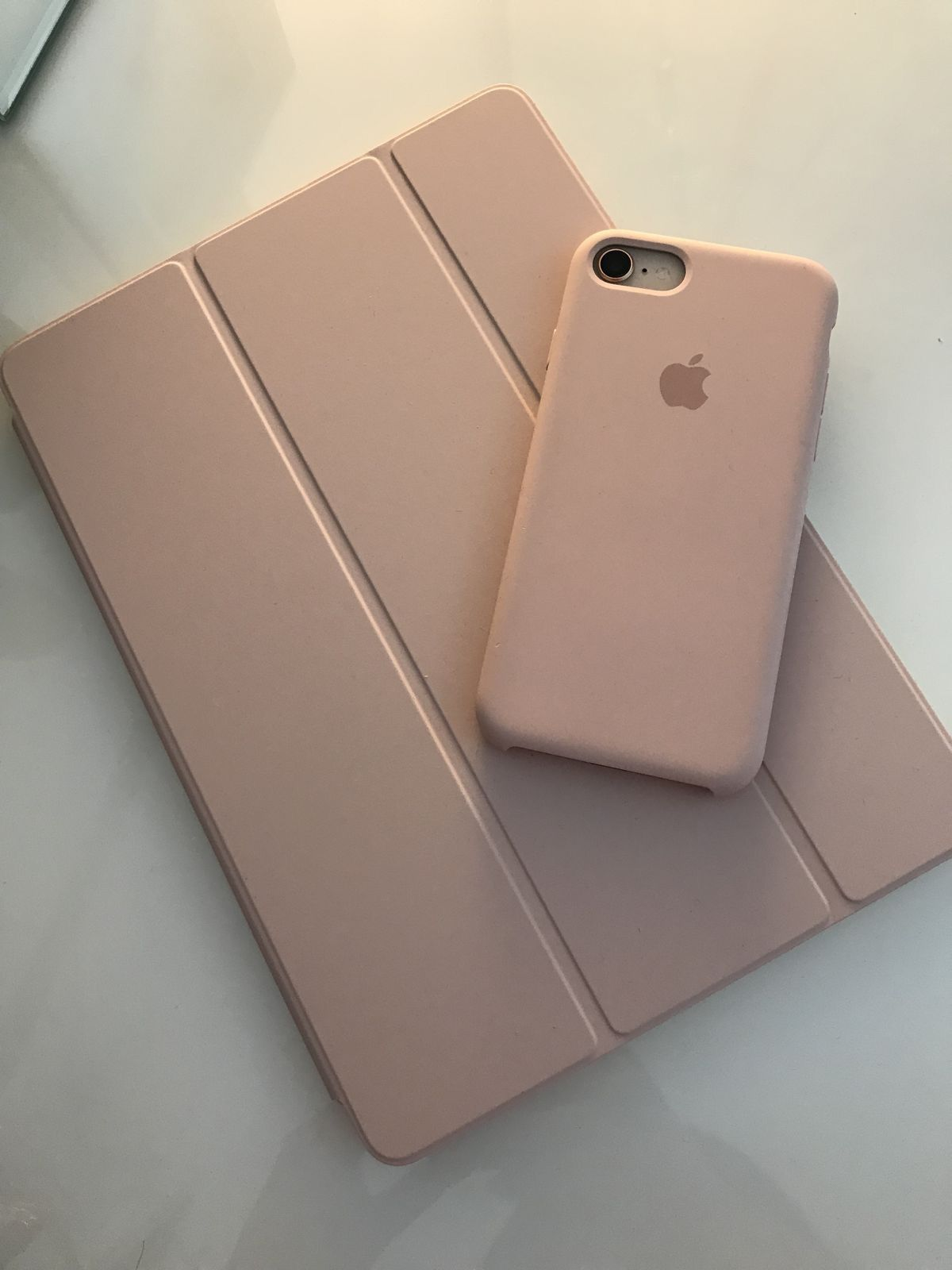 Apple iphoneipad pink sand combination with images