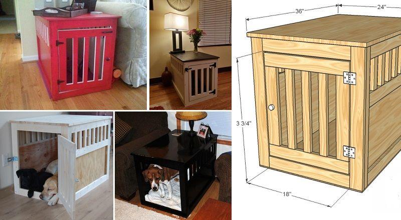 Comment fabriquer une cage qui ressemble d avantage une - Fabriquer une niche ...