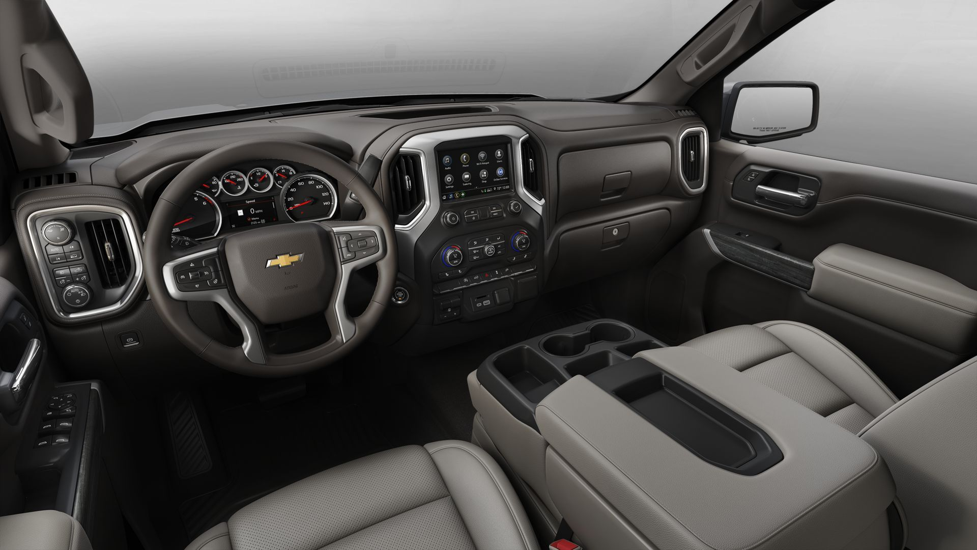 Awesome Review 2020 Chevy 1500 Interior Colors And Images And