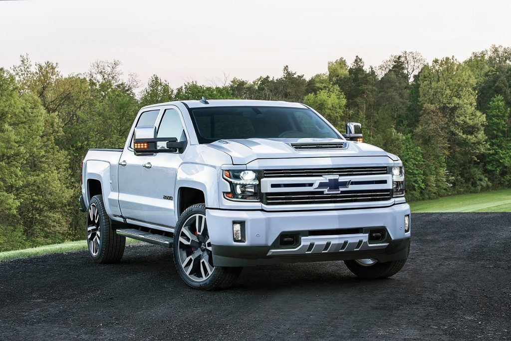 The 2019 Chevy 2500hd New Interior Car Review 2019 Pickups And