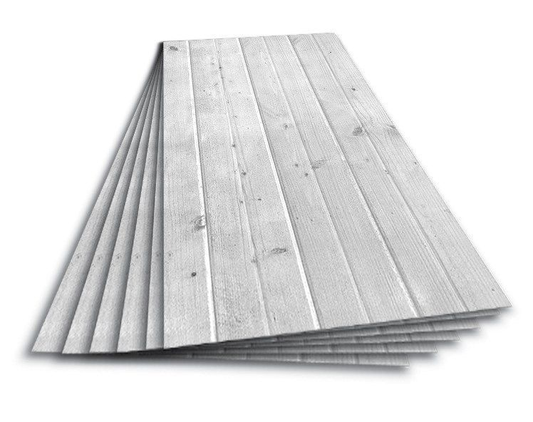 details about lot of 12 drop in ceiling tiles panels white wash wood rh pinterest com