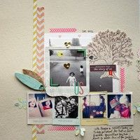A Project by harpersmama from our Scrapbooking Gallery originally submitted 11/08/12 at 08:11 AM