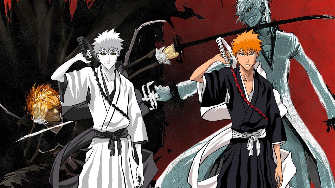 anime bleach ichigo hollow forms read high quality bleach manga on