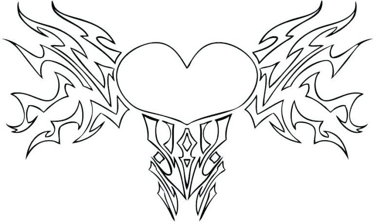 Hearts Coloring Pages For Adults Best Coloring Pages For Kids In 2020 Heart Coloring Pages Mandala Coloring Pages Printable Coloring Pages