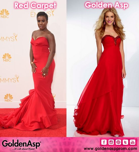 Uzo Aduba Golden Asp carries all the newest styles and trends. Learn ...