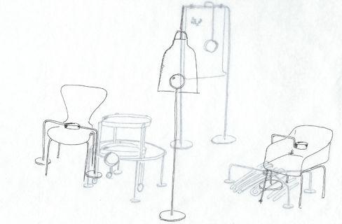 installation // Studio Sebastian Herkner