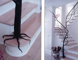 Staircases - from Metals & Nature