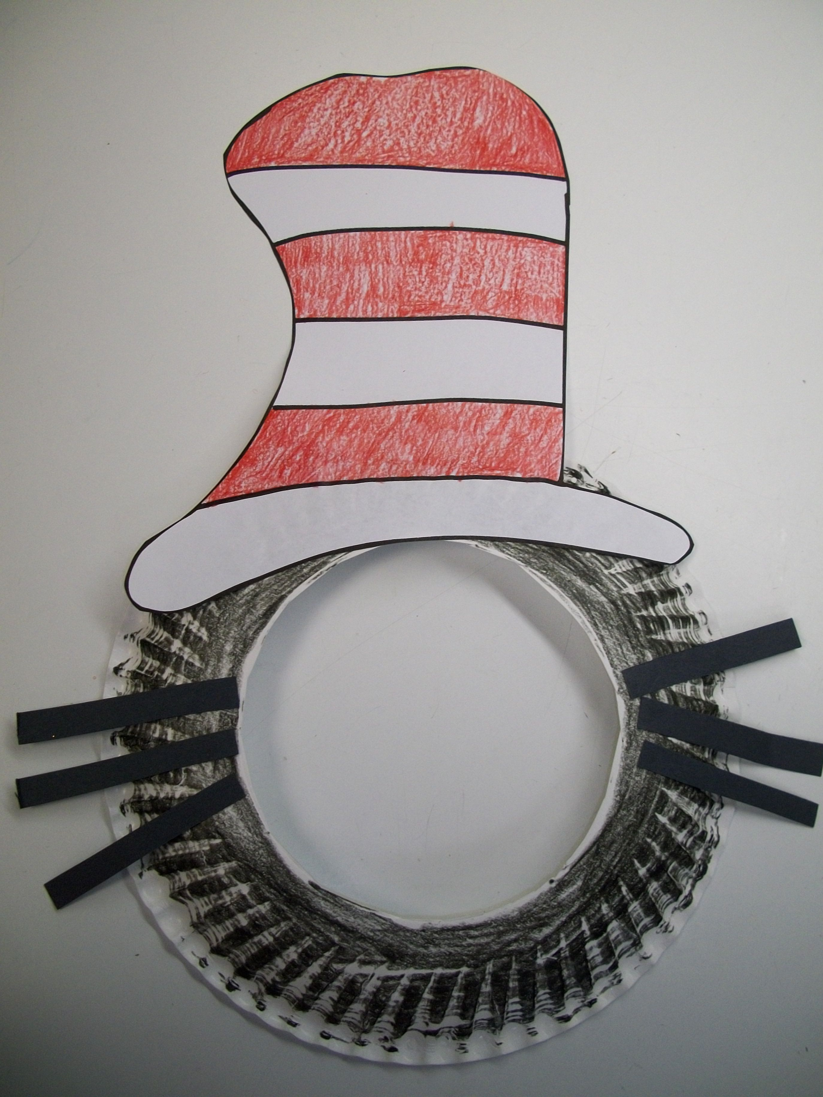 Easy dr seuss crafts - Cute Idea To Make And Have The Kids Take Pictures With This For Dr Seuss