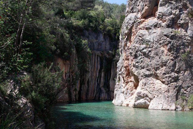 Montanejos Fuente De Los Baños | Fuente De Los Banos Montanejos Piscina Natural De Aguas Termales