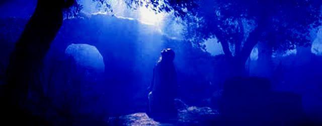 A oração no Getsêmani   Diário Espiritual