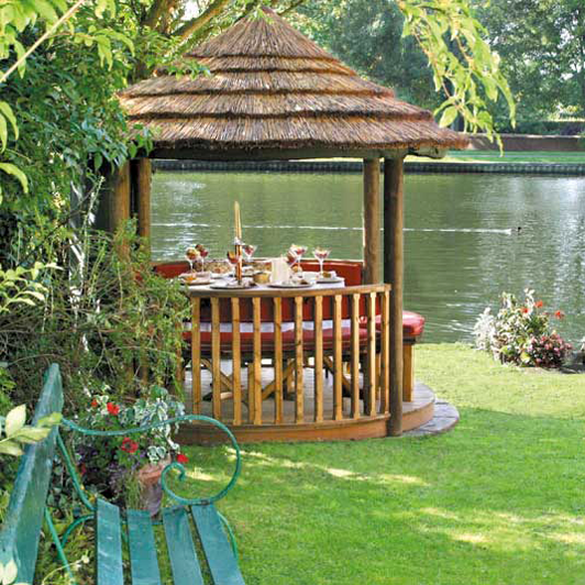 Enjoy The Views In Your Garden All Year Round With A Breeze House. Our Range