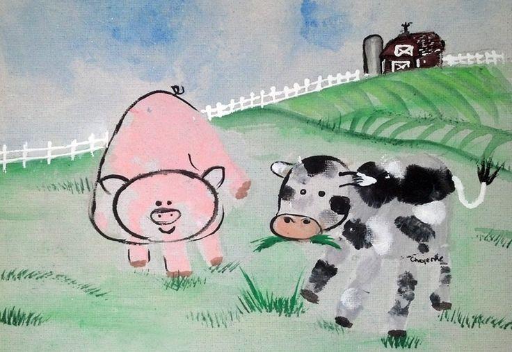 pattycake art hand print google search hanprints pinterest