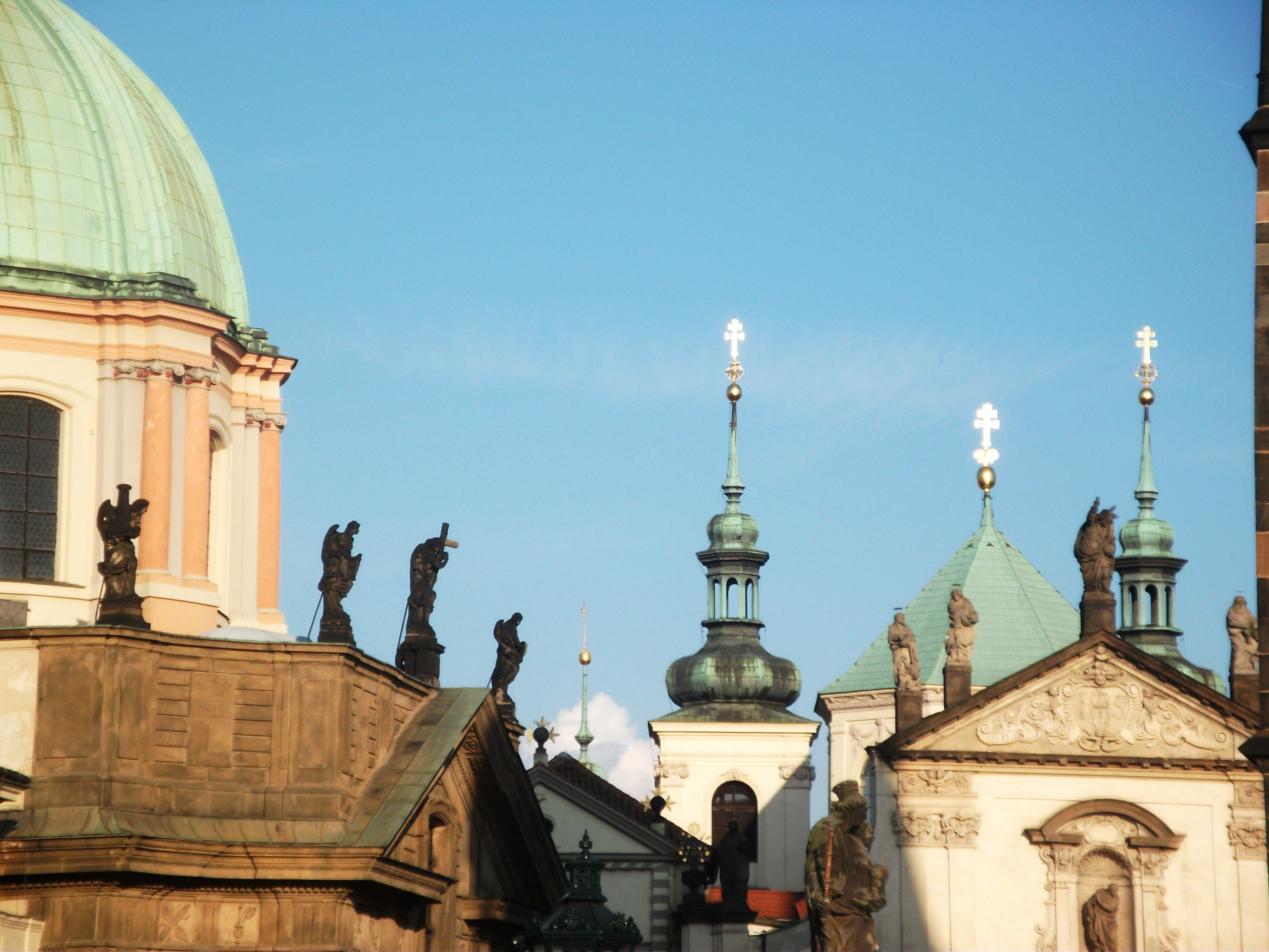 towers of Old town