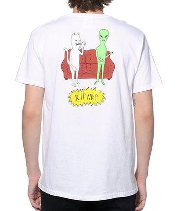 ece034562ba4 Beavis and butthead x ayy lmao x Nermal Rip N Dip, Cat Shirts, Comfortable