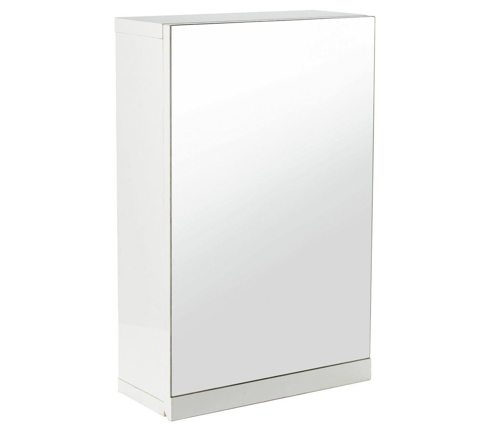Buy Hygena Gloss Wall Cabinet - White at Argos.co.uk, visit Argos.co ...