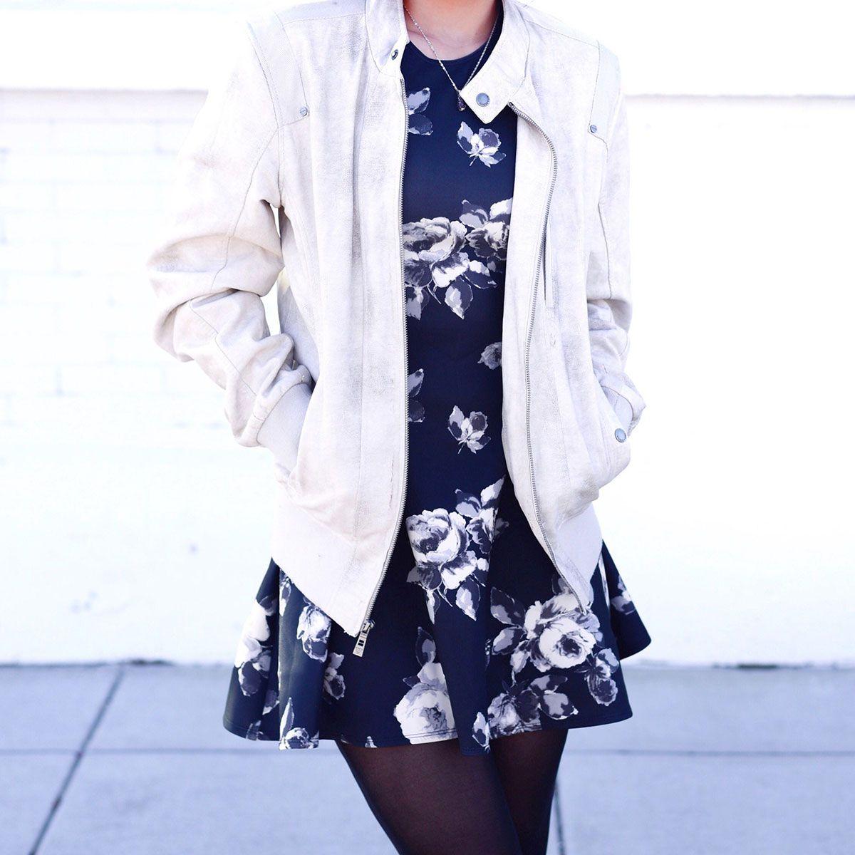 Grunge God Savannah Belle English never lacks sexy sophistication // #punk #grunge #edgy #style #fashionblogger #styleexpert