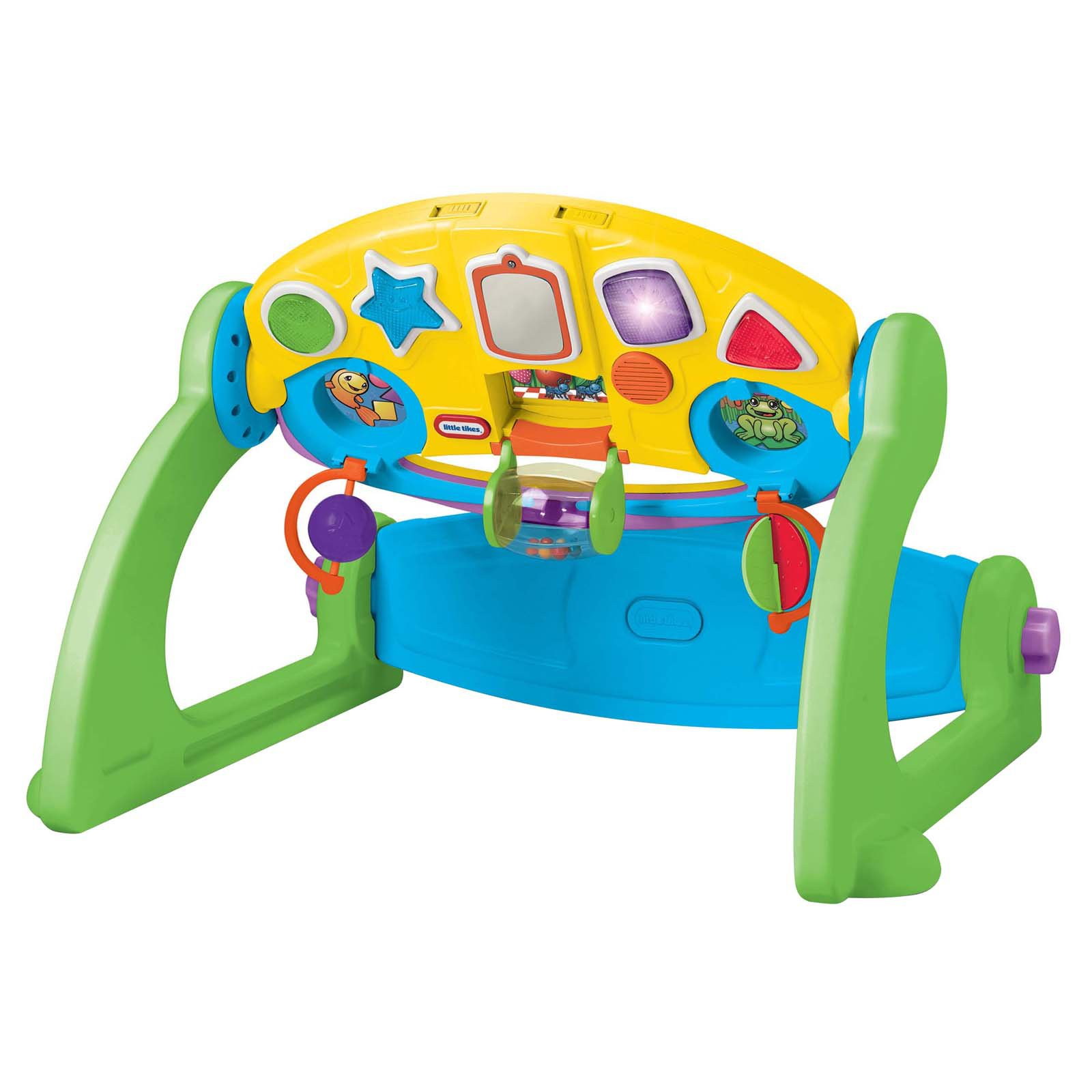 Little Tikes 5 In 1 Adjustable Gym Baby Gym Baby Play Kids