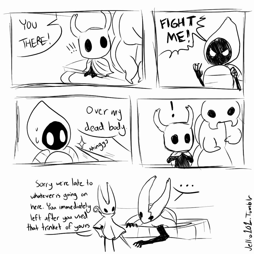 An Ending Where Nobody Dies Except Zote He S Probably Still Trapped At The Coliseum By Jell O101 On Tumblr Hollow Art Knight Knight Art