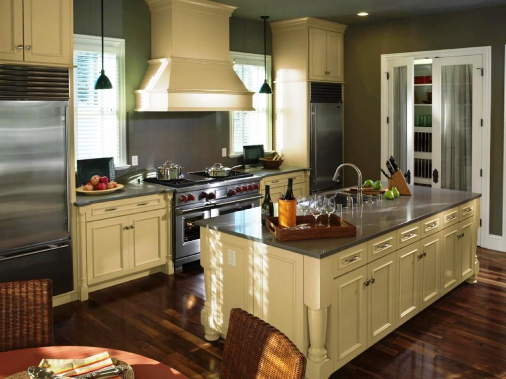 Küche Arbeitsplatte Materialien Vergleich Beste Material ...
