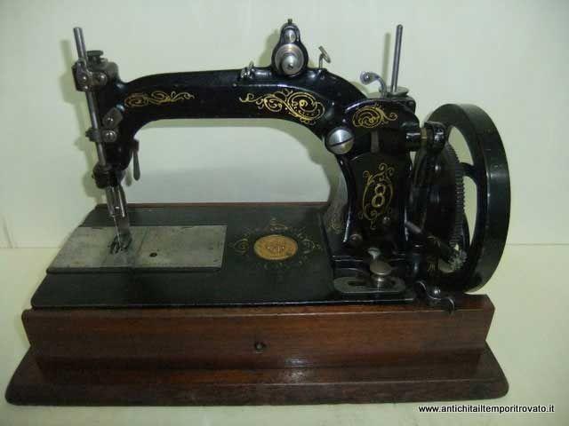 Macchina da cucire prodotta da wheeler wilson dal 1876 for Ipercoop macchina da cucire