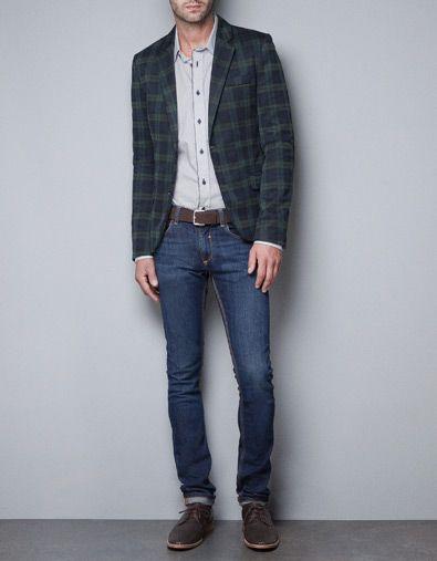 Zara Have An Man Why Blazers Doesn't Blazer Checked qRxt77