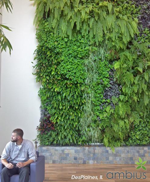 Interior | Sage Vertical Gardens