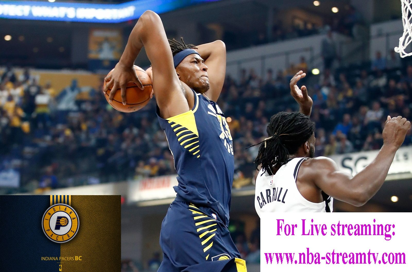 Pacers Clubnba_live_stream Watch this…. Nba live, Nba
