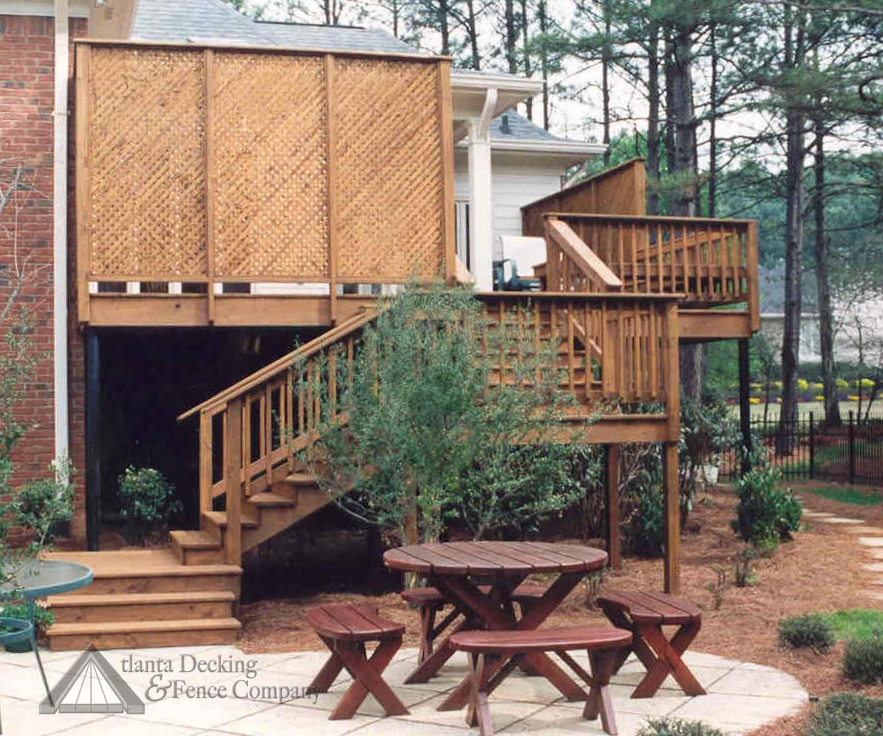 Pin By Atlanta Decking & Fence On Fancy Fences