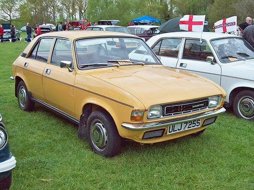 27 Austin Allegro 1300sdl Mk 2 1977 Retro Cars British Motors Austin