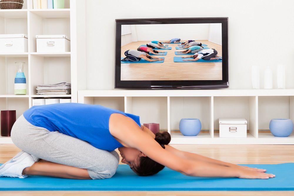 Enjoy a fullbody pilates workout at home best