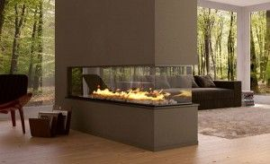 Not all gas fireplaces are created equal. Some are fueled by ...