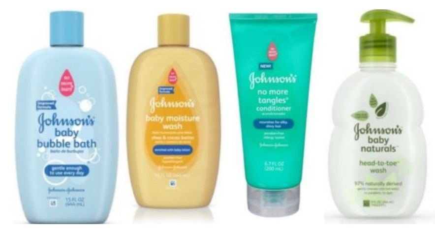 50% Off Johnson's Baby Products   Baby bubble bath, Skin ...
