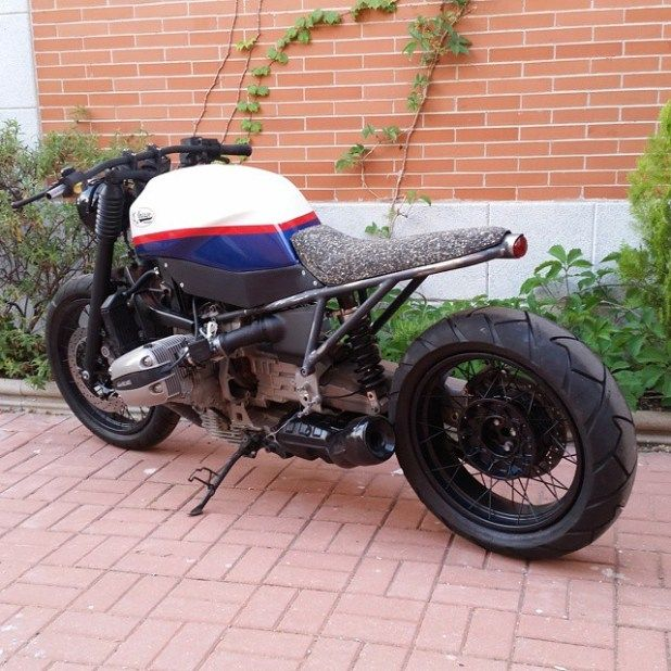 Bmw R1100rt Cafe Racer Hobbiesxstyle
