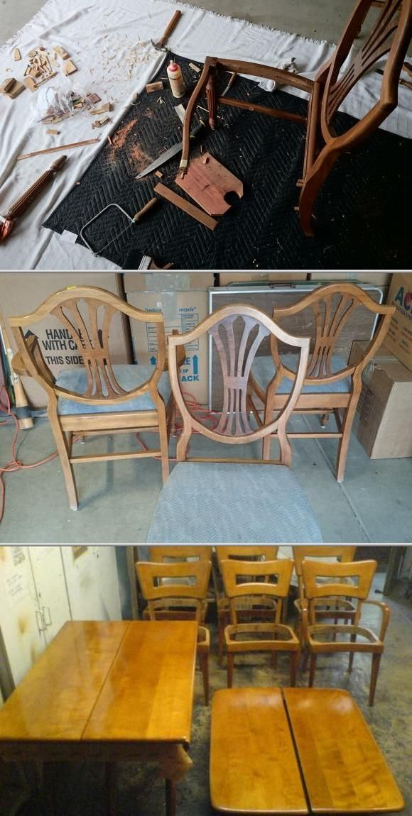Adriano Sevega is a wood restorer and refinisher who provides old wood furniture  restoration services. His restored antique furniture are matched to ... - Adriano Sevega Is A Wood Restorer And Refinisher Who Provides Old