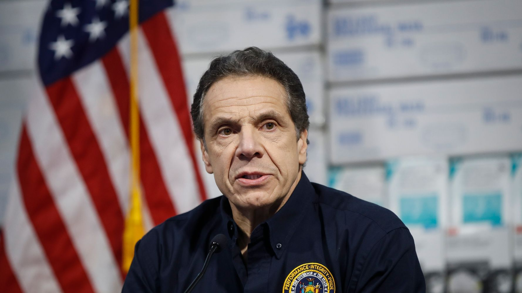 Trump Rejects New York S Plea For Ventilators I Don T Believe You Need That Many In 2020 Andrew Cuomo Governor York