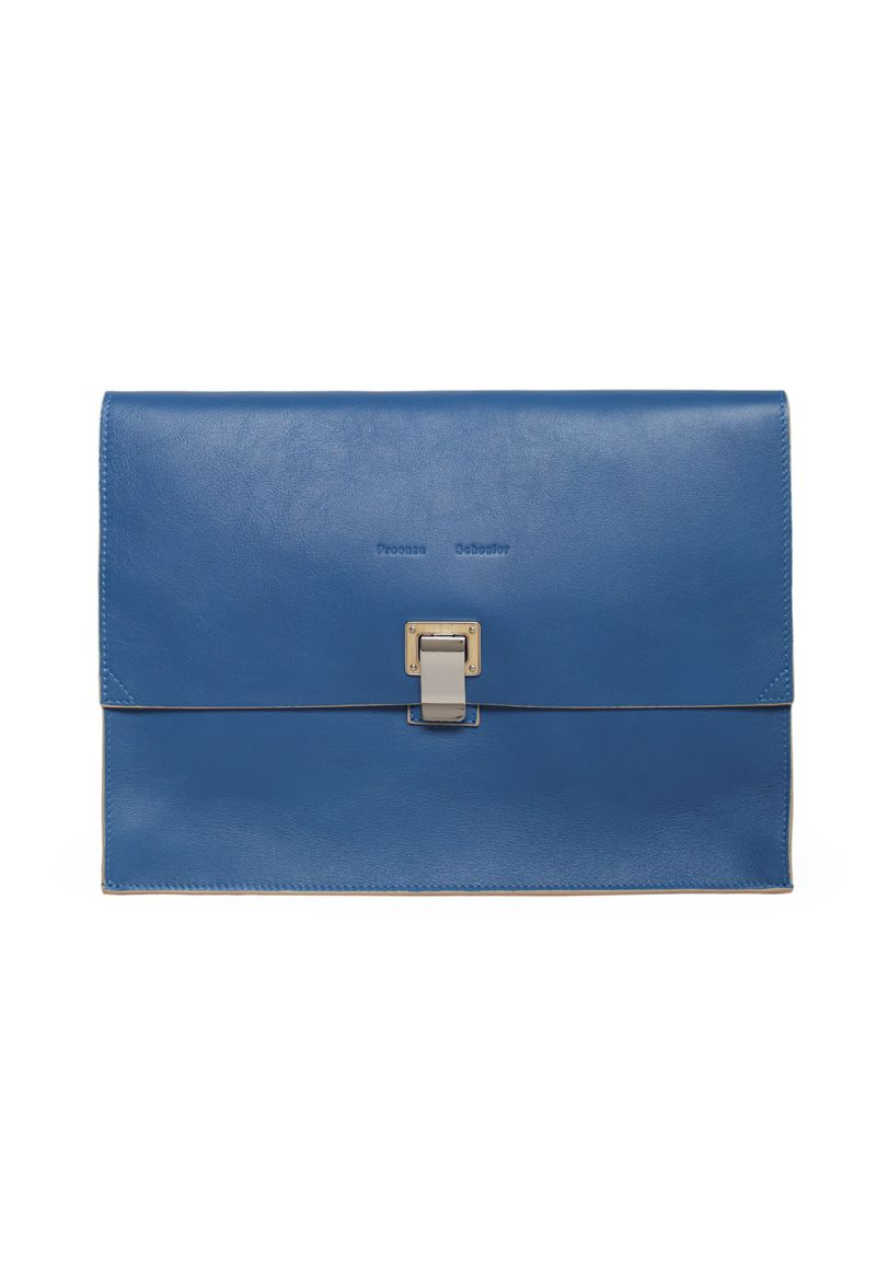 Proenza Schouler / Large Lunch Bag Clutch