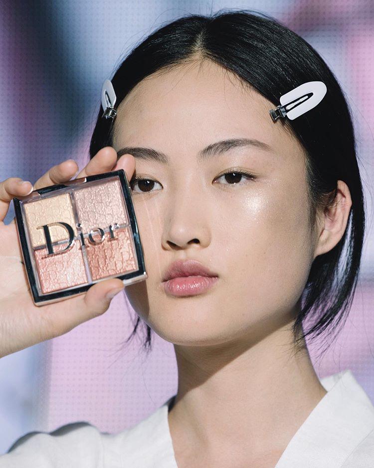 Backstage Glow Face Palette - 002 Glitz by Dior #7