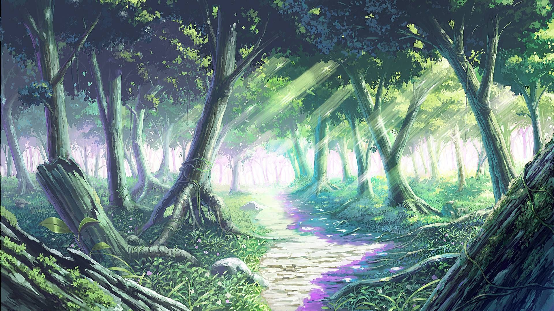 Anime Forest Backgrounds Wallpaper Cave Anime Scenery Anime Backgrounds Wallpapers Anime Background