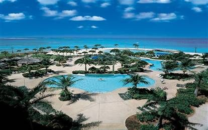 Honeymoon at Renaissance Resort in Aruba :)