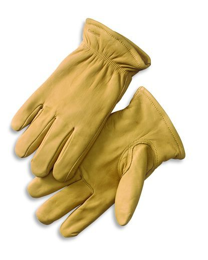 Dad - Insulated Leather Gloves