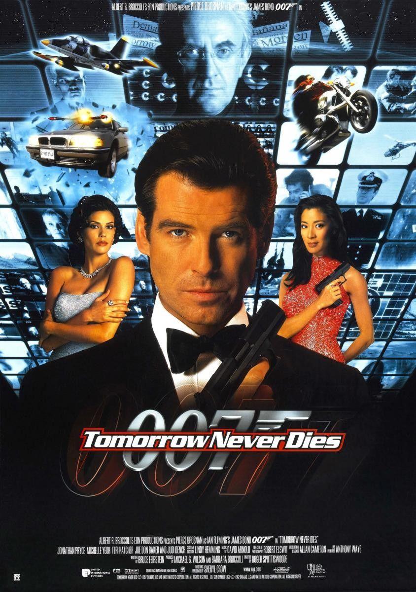 007, El mañana nunca muere. Martin Campbell, 1995