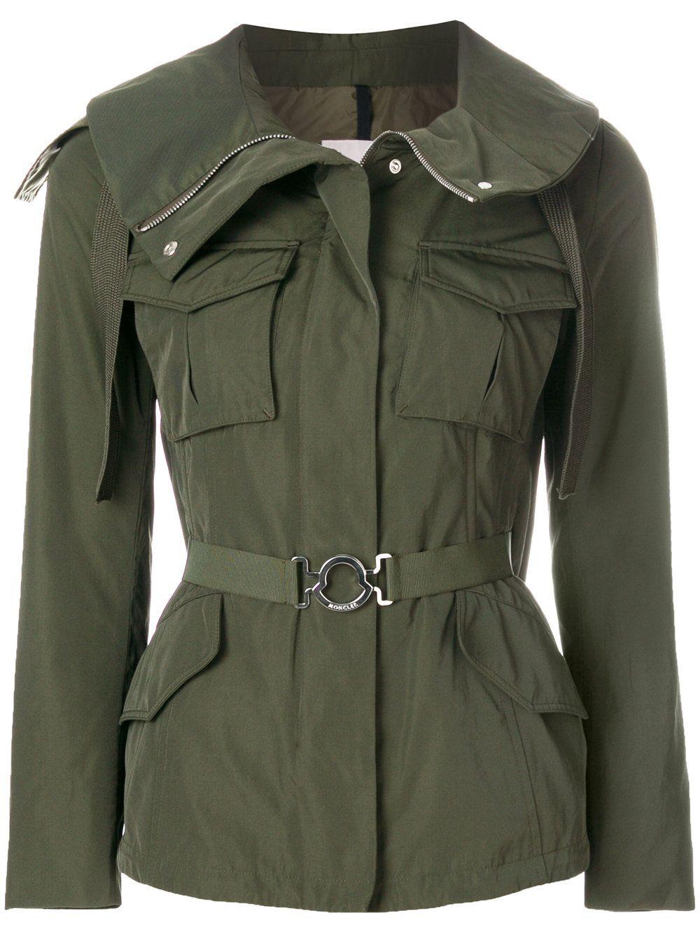 Moncler Sodalite Military Jacket Farfetch Military