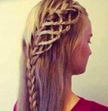 Peinados con trenzas bonitas paso a paso peinados - Peinados bonitos paso a paso ...