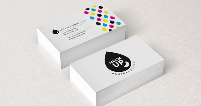 Business Card Comp Template Cartao De Negocios Design De Cartao