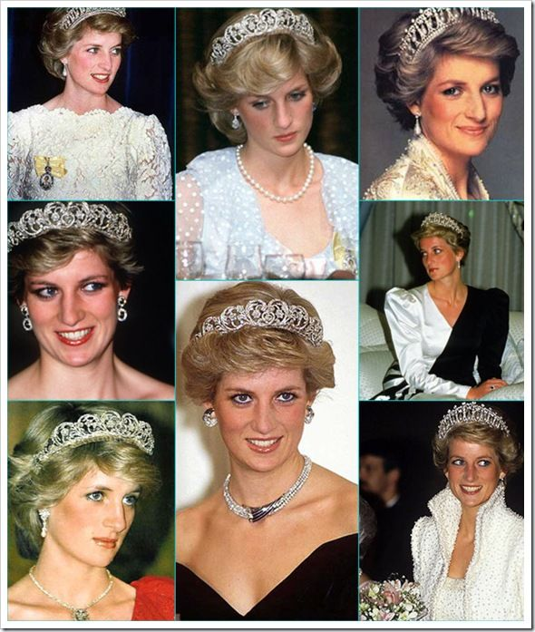 Princess diana people 39 s princess jewelry style decoded for Princess diana jewelry box