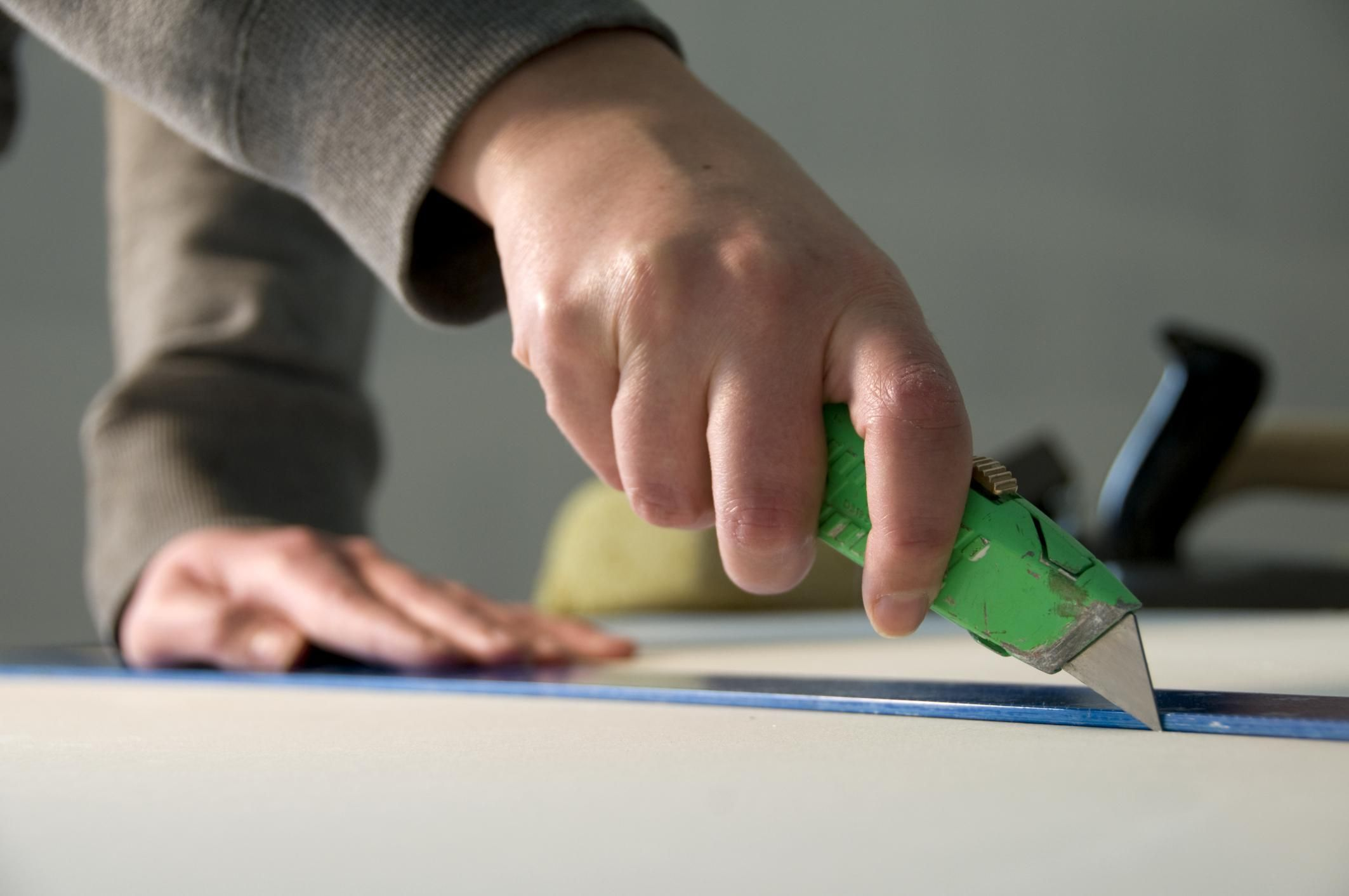 Tips For Making Drywall Mud Dry Faster Model Trains Styrene Plastic Repair Drywall Hole