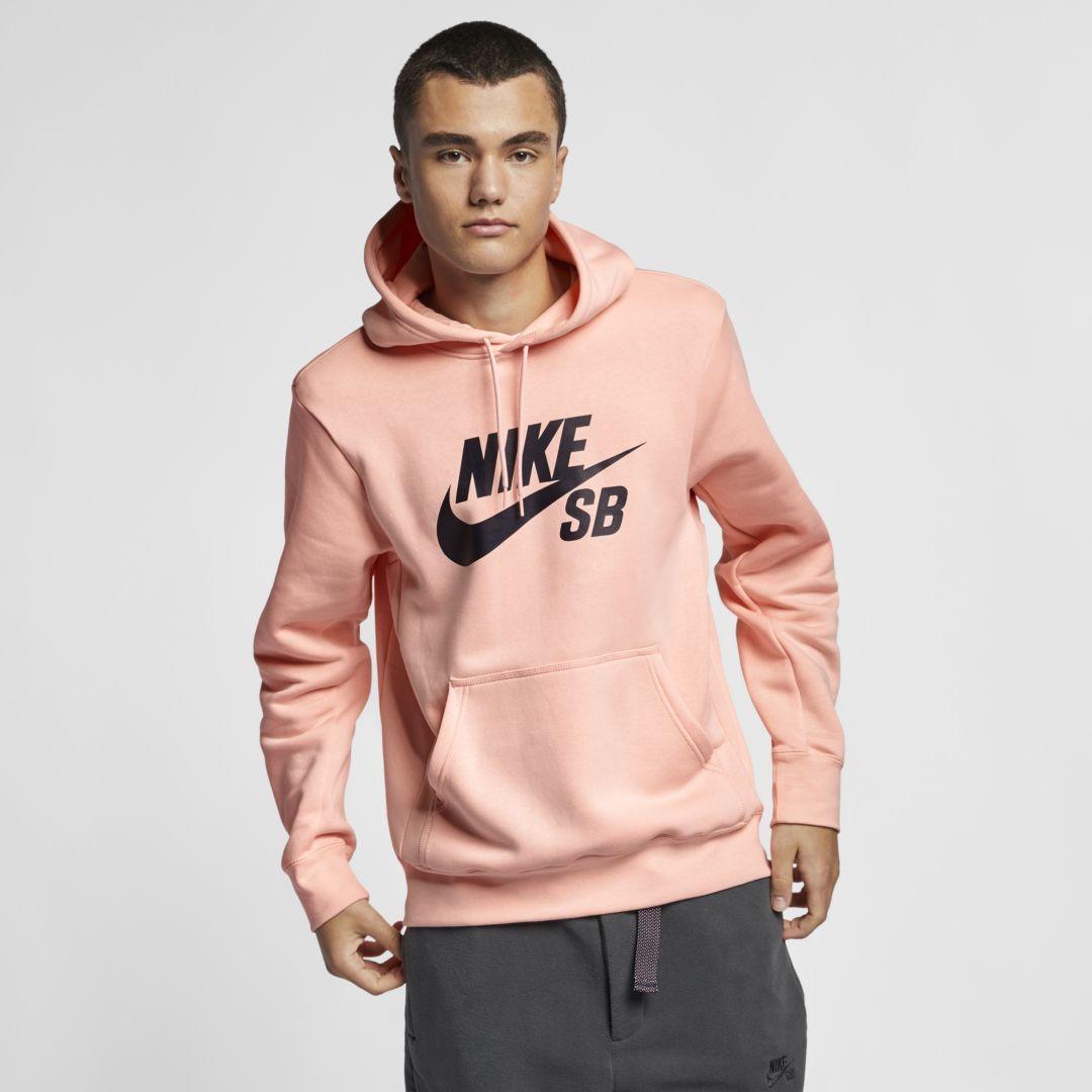SB Icon Pullover Skate Hoodie | Hoodies, Nike sb, Nike outfits